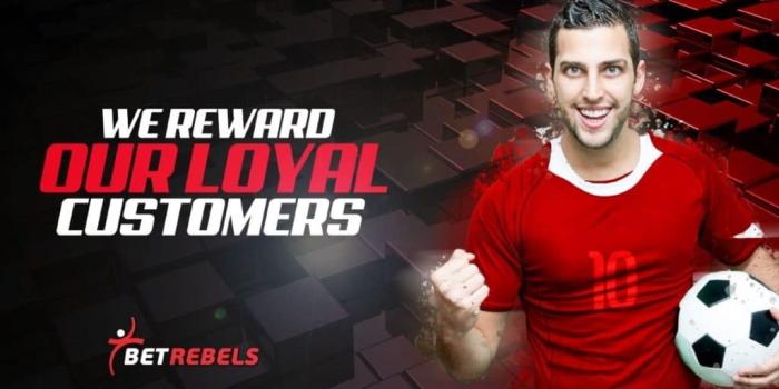 Betrebels bonus e promozioni fedeltà, per scommesse sportive e casinò